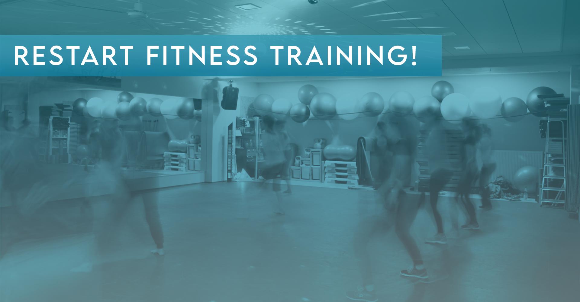 Restart_Fitnesstraining